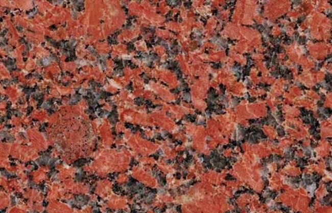 Granito Vermelho Brasilia
