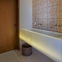 Lavatórios de Banheiro em Mármore - 2