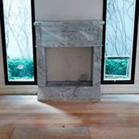 Pedra de mármore para lareiras - 1