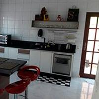 Pia de cozinha em mármore - 1