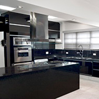 Pia de cozinha em mármore - 3