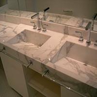 Pia de Granito para Banheiro - 1